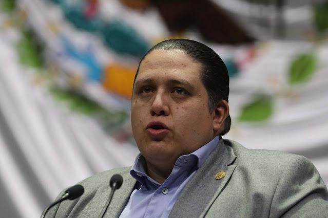 """Exige Luis Alberto Mendoza a SHCP informar sobre sanciones a Morena, por presunto uso de empresas """"fantasma"""""""