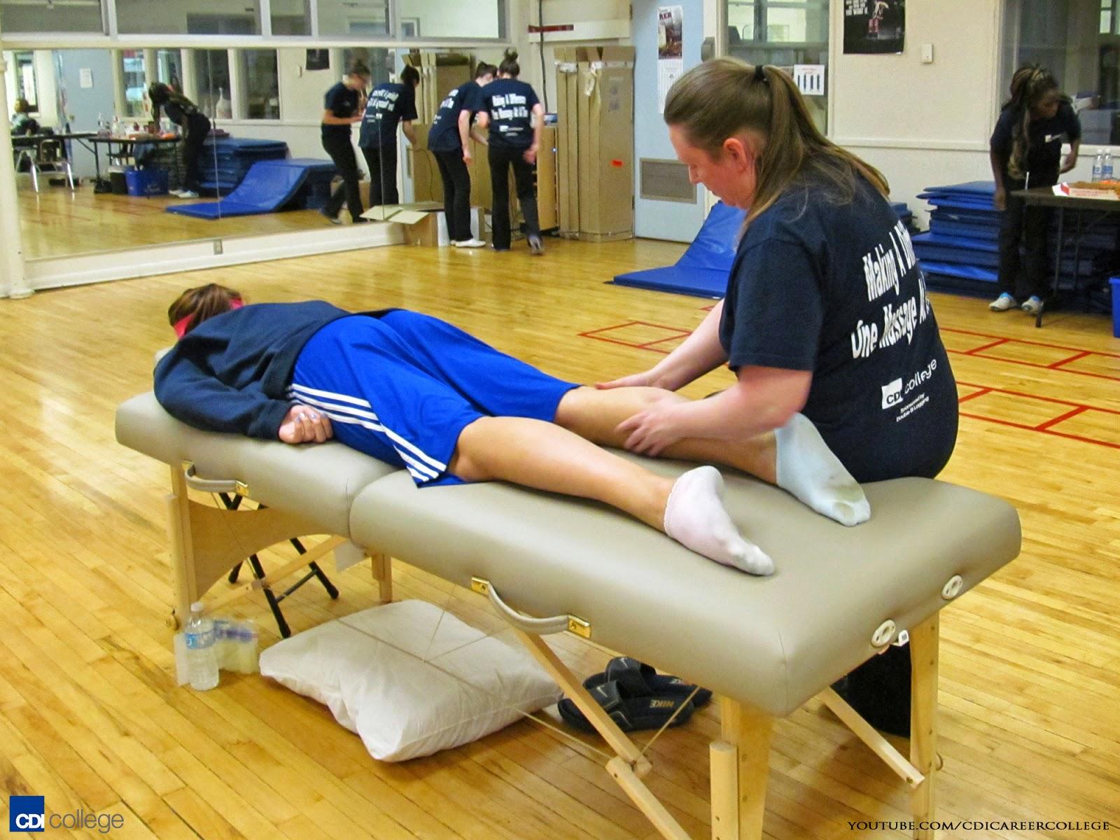 Massage Terapi Skole Alberta