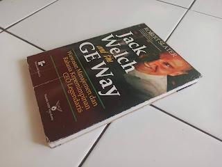 7 Buku Bekas Jack Welch And The GE Way