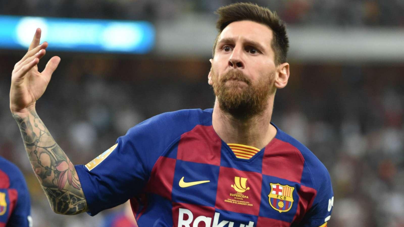 لاعب برشلونة السابق يطلب من ميسي الرحيل والعودة للأرجنتين