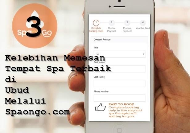 Price Spa in Bali Seminyak Melalui Spaongo.com