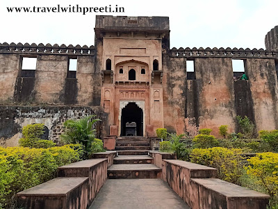 Rai Bhagat Kothi Ramnagar Mandla - राय भगत की कोठी रामनगर, मंडला