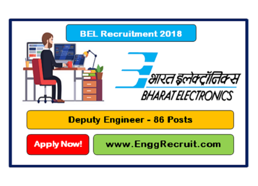 BEL Recruitment 2018