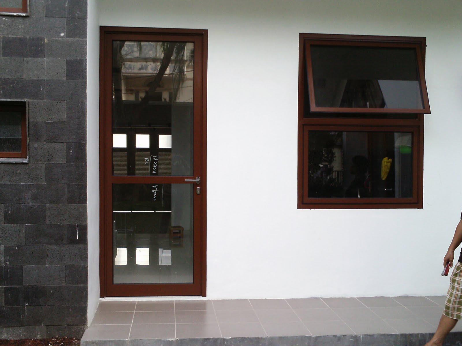 Kombinasi Warna Cat Pintu Dan Kusen | Kumpulan Desain Rumah