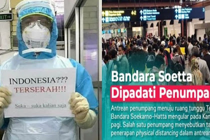 Tumpahan Kekecewaan Tenaga Medis atas Pelonggaran Kebijakan Pemerintah Covid-19: 'Indonesia? Terserah!'