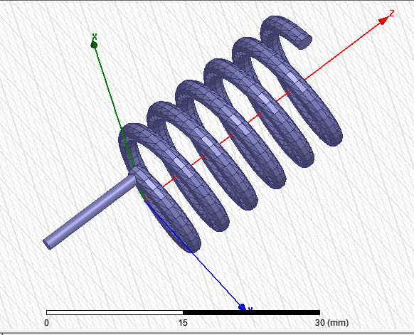 Design Of Helical Antenna Using Hfss Software