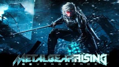 تحميل لعبة الاكشن والقتال الرائعه Metal Gear Rising Revengeance