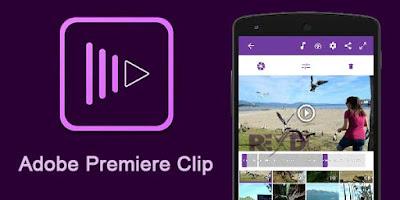 Adobe Premiere Clip iOS