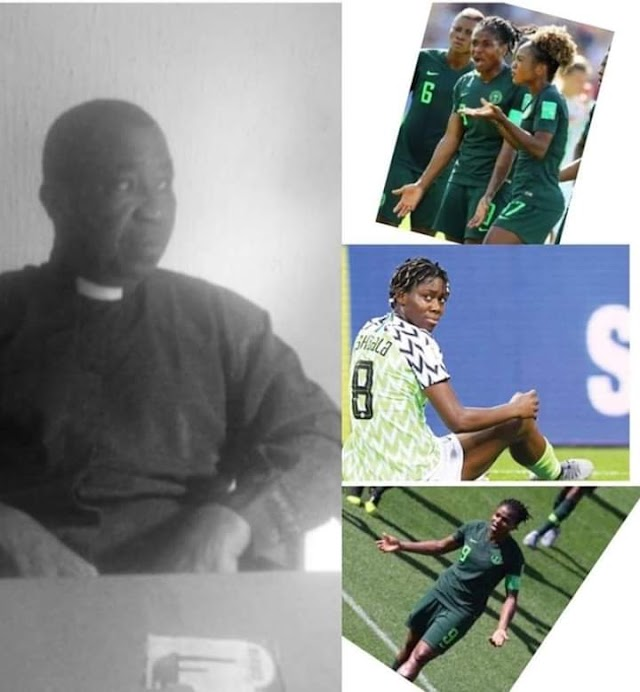 """Evil Spirits Gave Me Wrong Prediction About Super Falcons"" -Fmr. CAN Scribe"