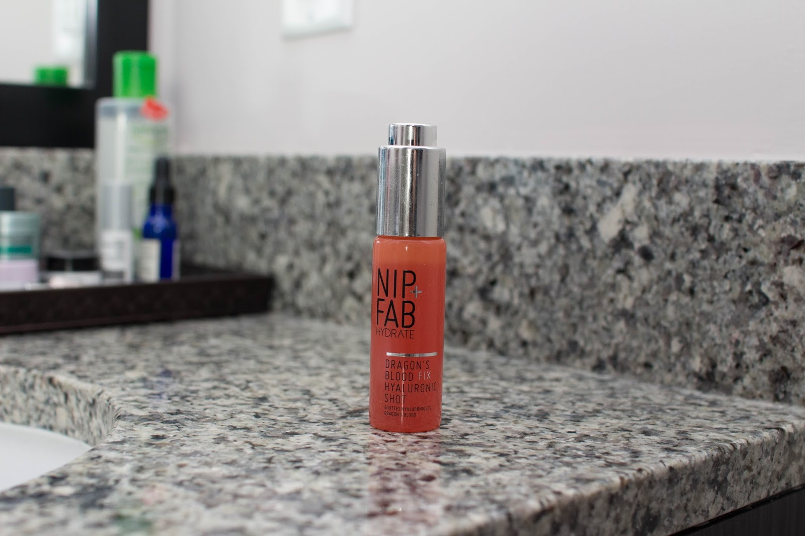 Nip + Fab Dragon's Blood Hyaluronic Shot | A.Viza Style