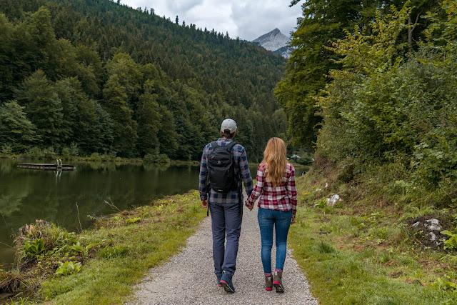 Entdeckungstouren Wasser Aulealm - Riessersee Runde + Die kleine Wank-Runde | Wandern Garmisch-Partenkirchen 06