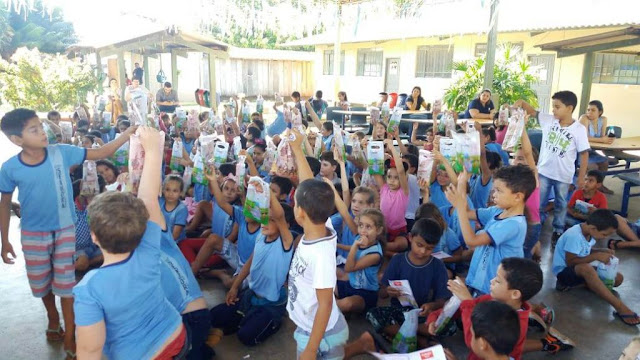 Projeto OAB vai à escola atende 310 alunos no Riozinho