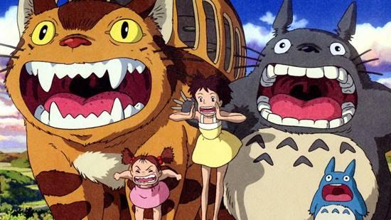 Fakta My Neighbor Totoro, film animasi Studio Ghibli