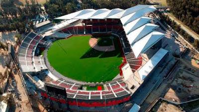 Diablos Rojos México Estadio