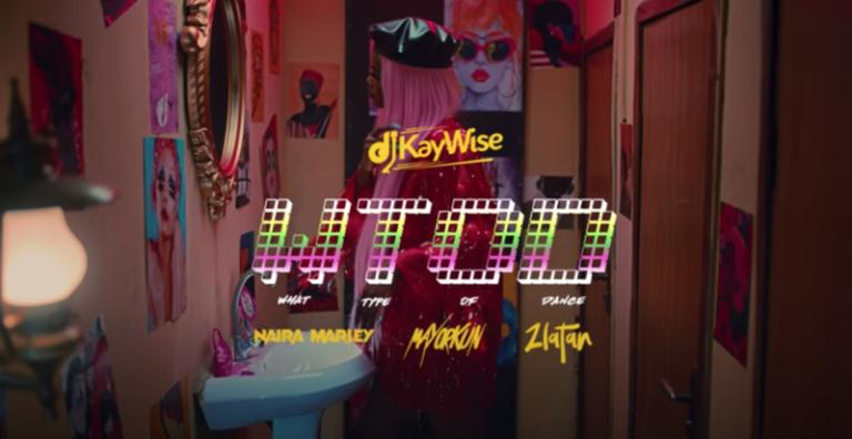 """[Video] DJ Kaywise x Mayorkun, Naira Marley, Zlatan – """"What Type Of Dance"""" #Arewapublisize"""