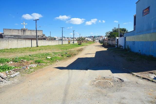 Rua João D'Agostin será asfaltada