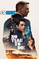 No Time To Die 2021 Dual Audio [Hindi-Cleaned] 720p CAMRip