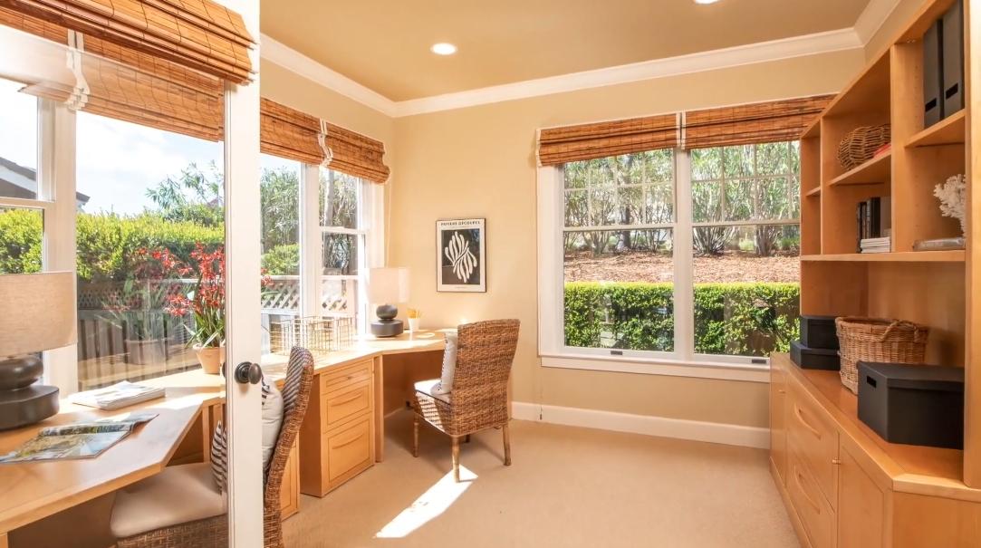 30 Interior Design Photos vs. 70 Vista Del Sol, Mill Valley, CA Home Tour