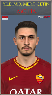 PES 2017 Faces Yildirim Mert Cetin by Mo Ha