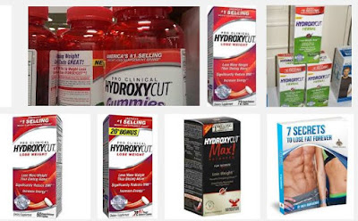 Hydroxycut Herbal Weight Loss Formula