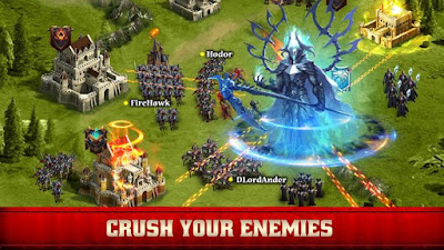 King Of Avalon MOD APK Full Unlimited v1.9.2 Update Terbaru