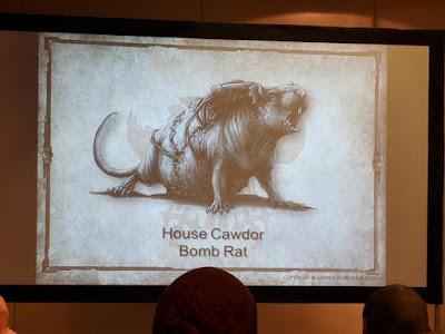 Rata Bomba Casa Cawdor