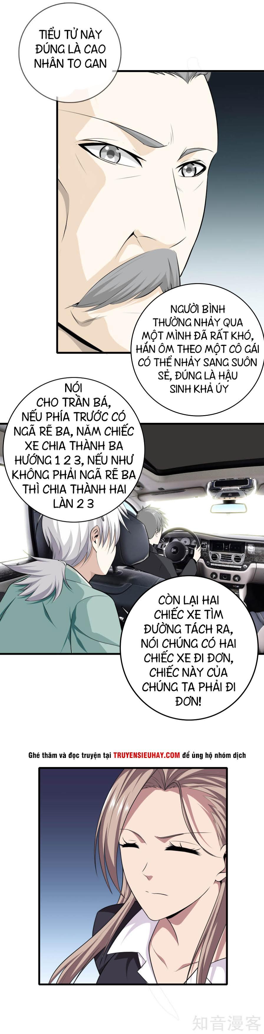 Đô Thị Chí Tôn Chapter 5 video - truyenmh.com