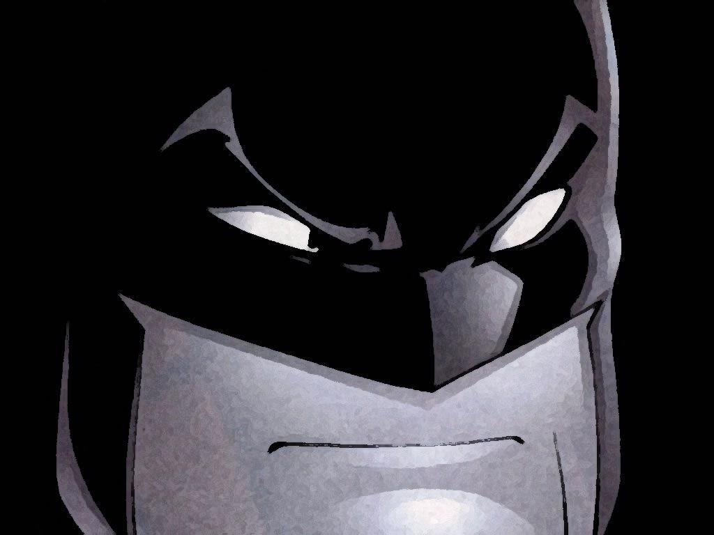 Para hacer invitaciones, tarjetas, marcos de fotos o etiquetas, para imprimir gratis de Batman en Blanco y Negro.