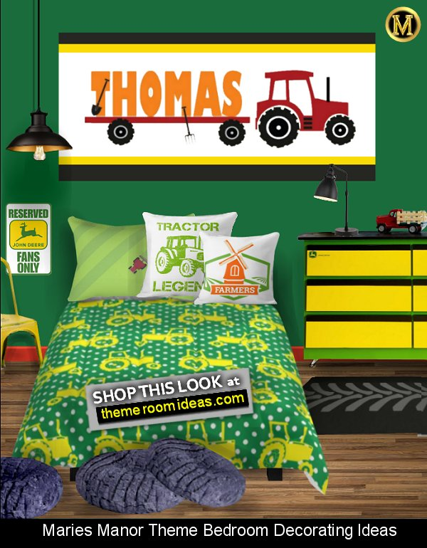 john deere tractor bedding john deere bedroom decor john deere tractor wall decorations