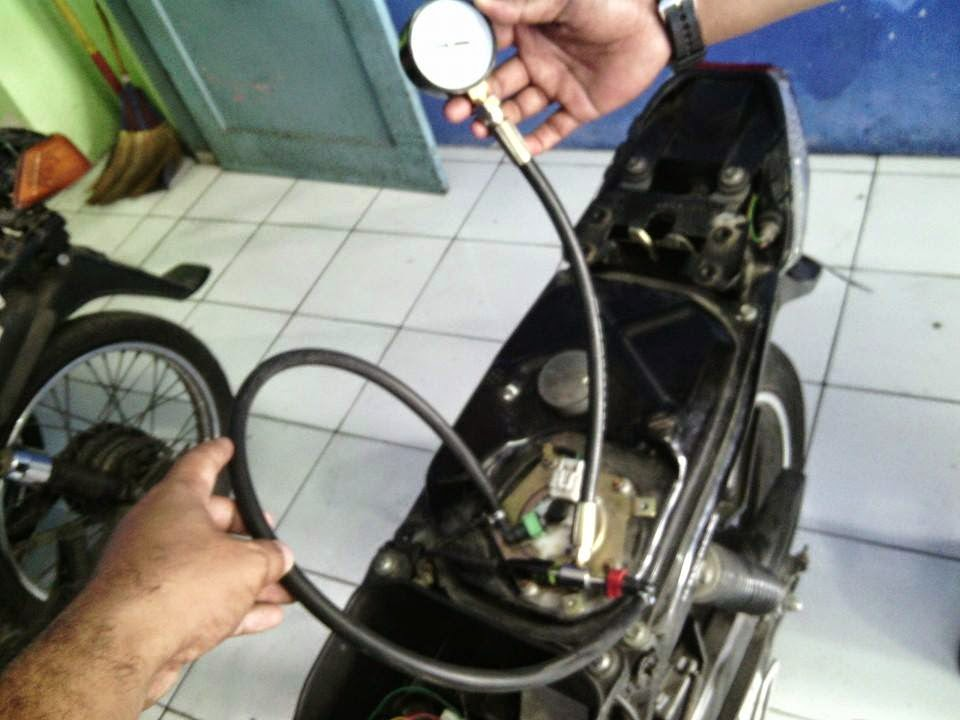 alat pengukur tekanan bahan bakar