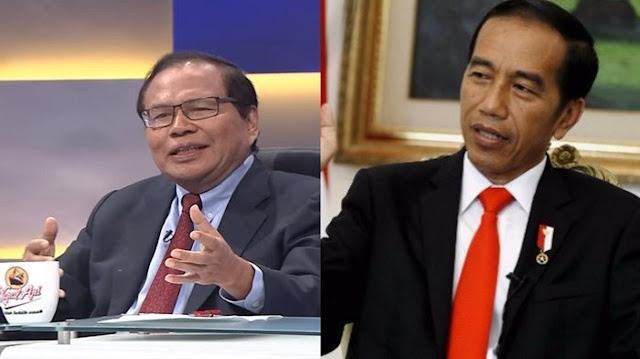 Rizal Ramli Dinilai Jadi Sasaran Buzzer Karena Kritis Kepada Jokowi @geloranewsGelora News