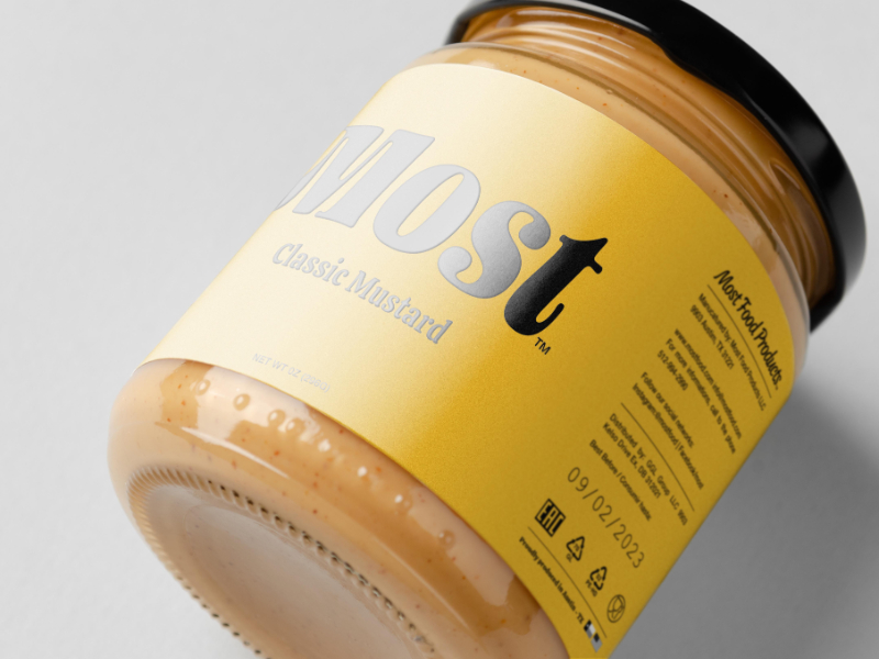 Most Classic Mustard