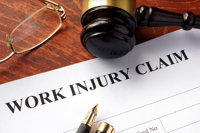 workplace compensation injury lawsuit insurance settlement