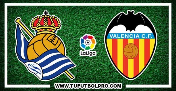 Ver Real Sociedad vs Valencia EN VIVO Por Internet Hoy 24 de Septiembre 2017