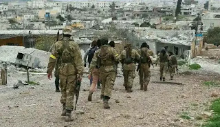 Pertempuran Sengit Meletus Di Suriah Utara Ketika Turki Tingkatkan Serangan