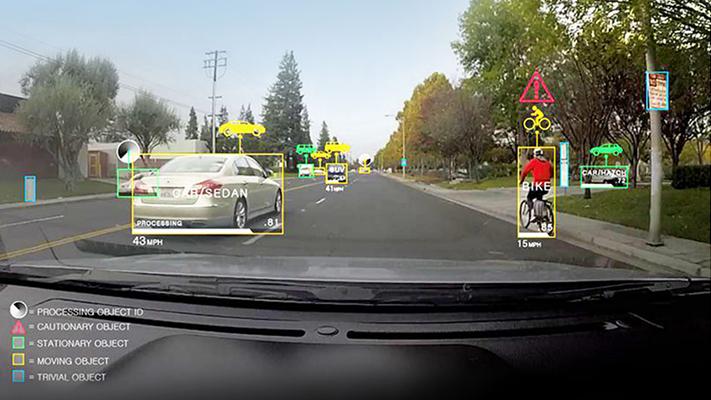 차량용 인공지능 카메라 기술 특허 출원 급증