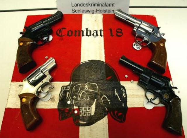 Γερμανία: «Διστάζει» το ΥΠΕΣ να θέσει εκτός νόμου τη νεοναζιστική ομάδα «Combat 18»