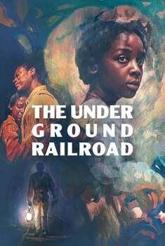 The Underground Railroad: Os Caminhos para a Liberdade 1ª Temporada Torrent – WEB-DL 720p Dual Áudio