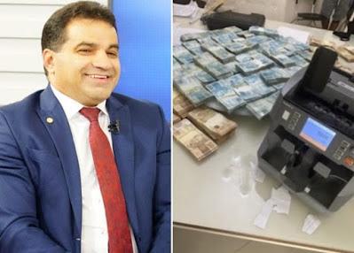 Relatório da Policia Federal aponta o Deputado Federal Josimar de Maranhãozinho em esquema de desvio de emendas federais!!!