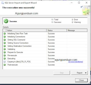 Import Data Excel Menggunakan SQL Server Management Studio (SSMS)