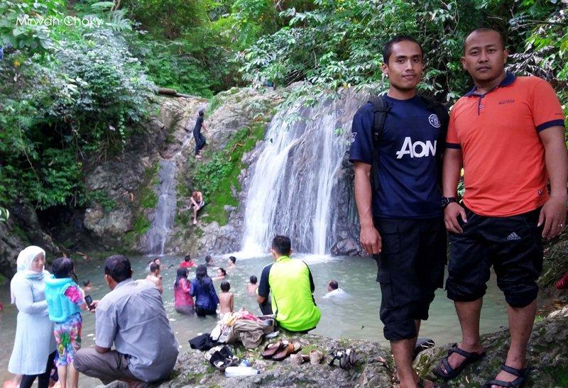Wisata Air Terjun Tujuh Tingkat Aceh