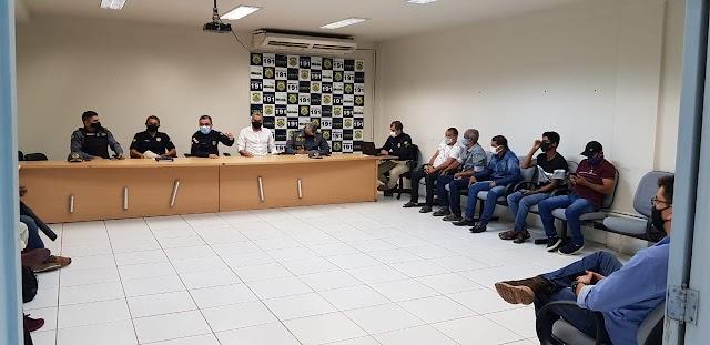 PRF se reúne com entes públicos e comunidades da zona rural de São Luís