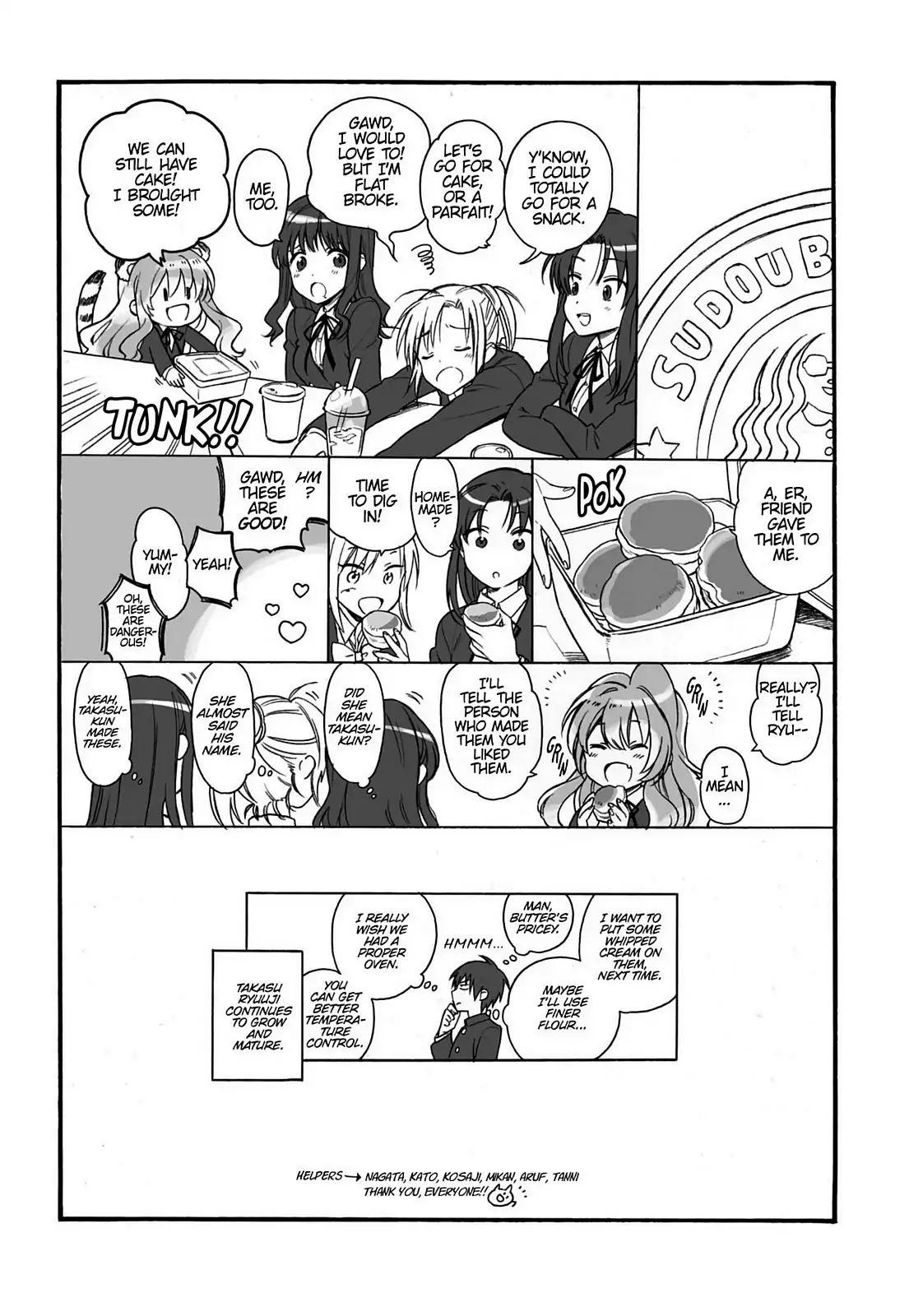 Tora Dora Chapter 64