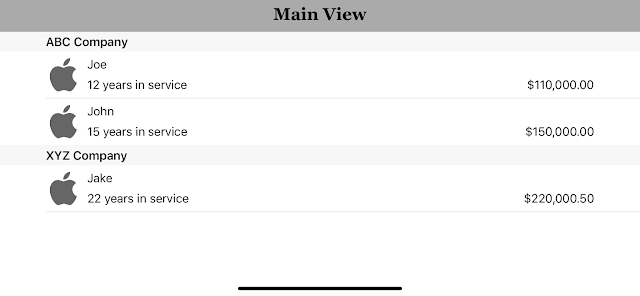 iOS Swift create Table view programmatically