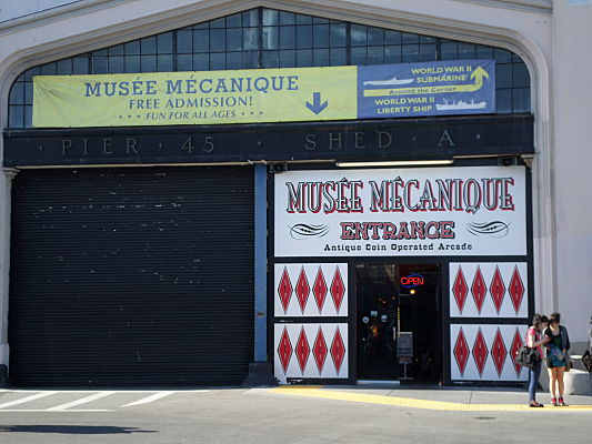 musee mecanique san francisco
