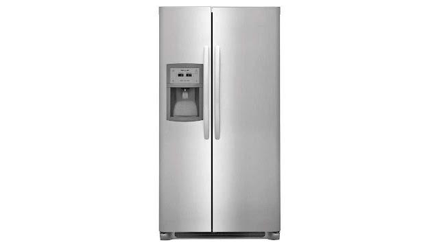 Frigidaire FFSC2323TS Side-By-Side Refrigerator