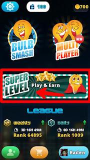 Mainkan Super Level Bulb Smash