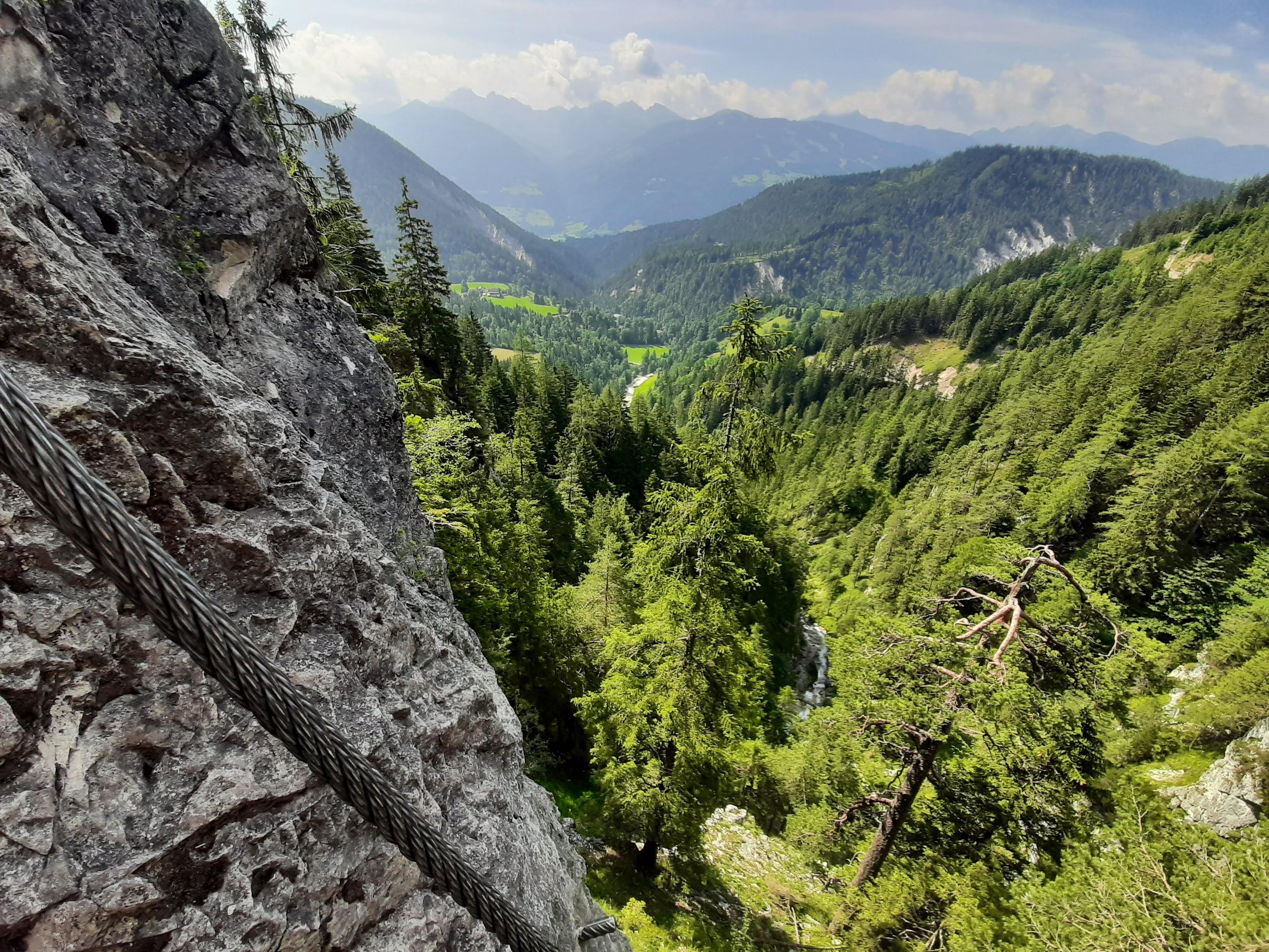 Alpy Salzburskie, Ramsau am Dachstein: via ferrata Hias