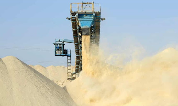 La crisis del fertilizante fosfato amenaza a la suplementación alimentaria mundial.