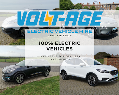 electric car hire